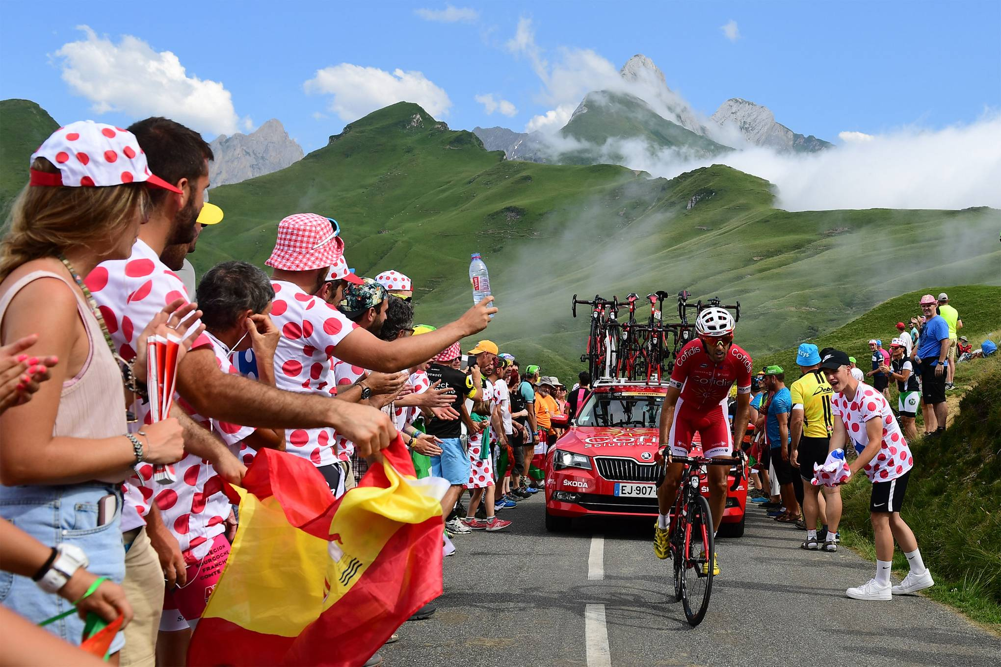 The incredible tech behind this year's Tour de France 2019