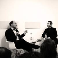 Tim Berners-Lee with David Rowan
