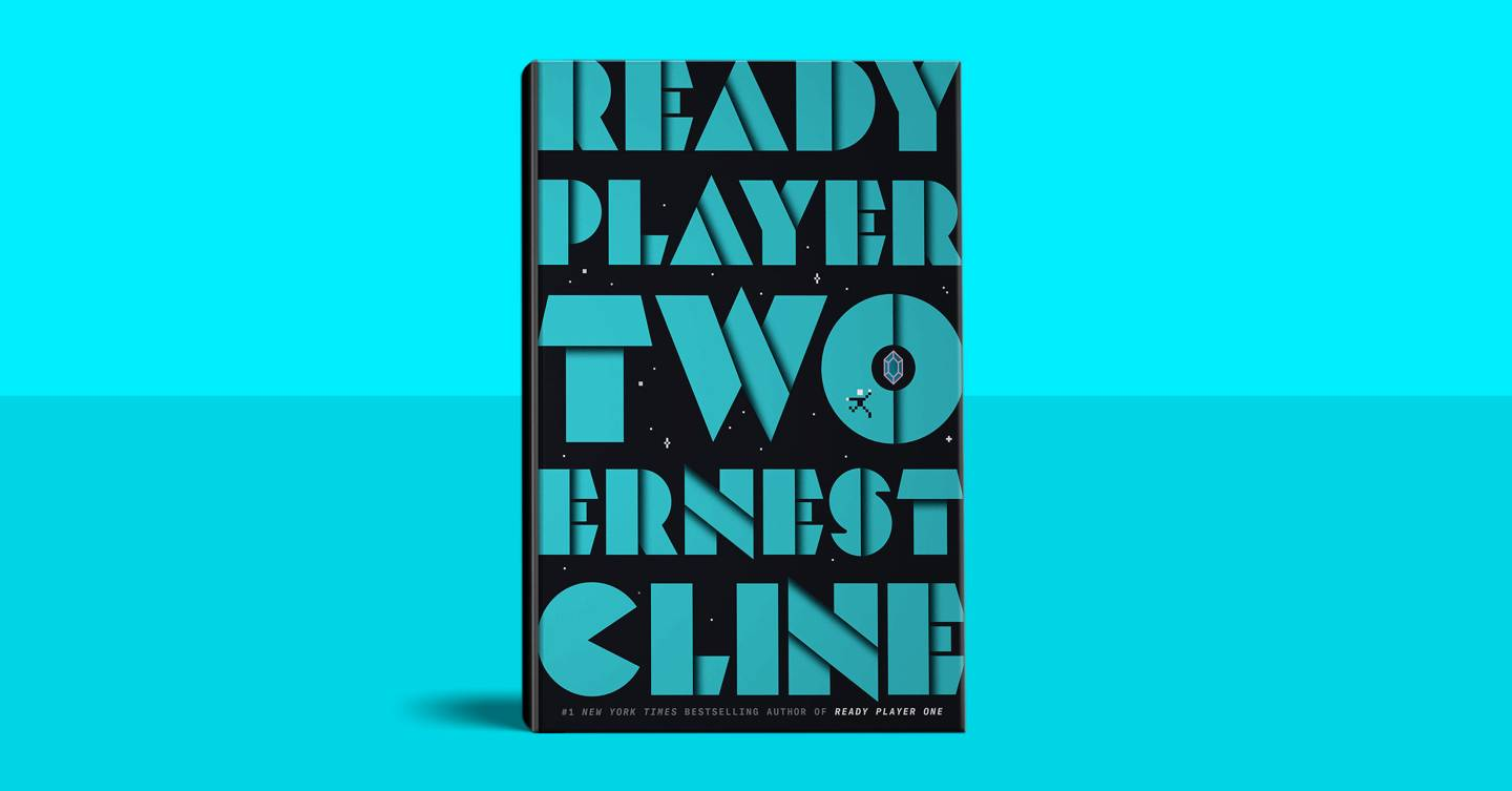 Ready Player Two is a warning about artificial intelligence. An AI could write a better book