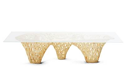 Vaulted Table