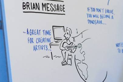 Brian Message