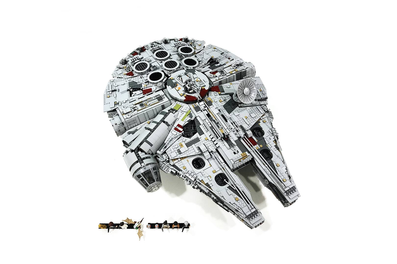 LEGO\'s Star Wars Millennium Falcon is its biggest and most expensive ...