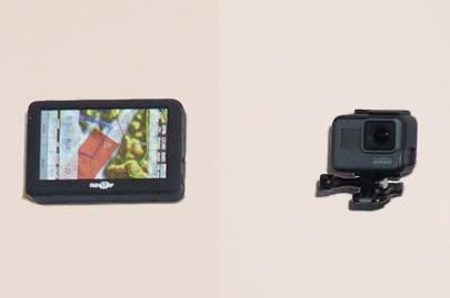 Naviter Oudie 4 + GoPro HERO5 Black
