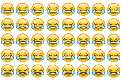The Oxford Dictionaries word of 2015 is an emoji (seriously)