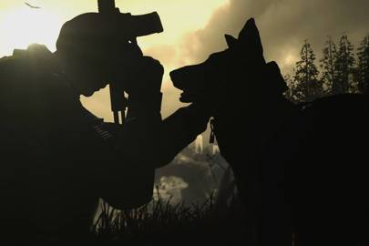 Call of Duty:  Ghosts - Riley