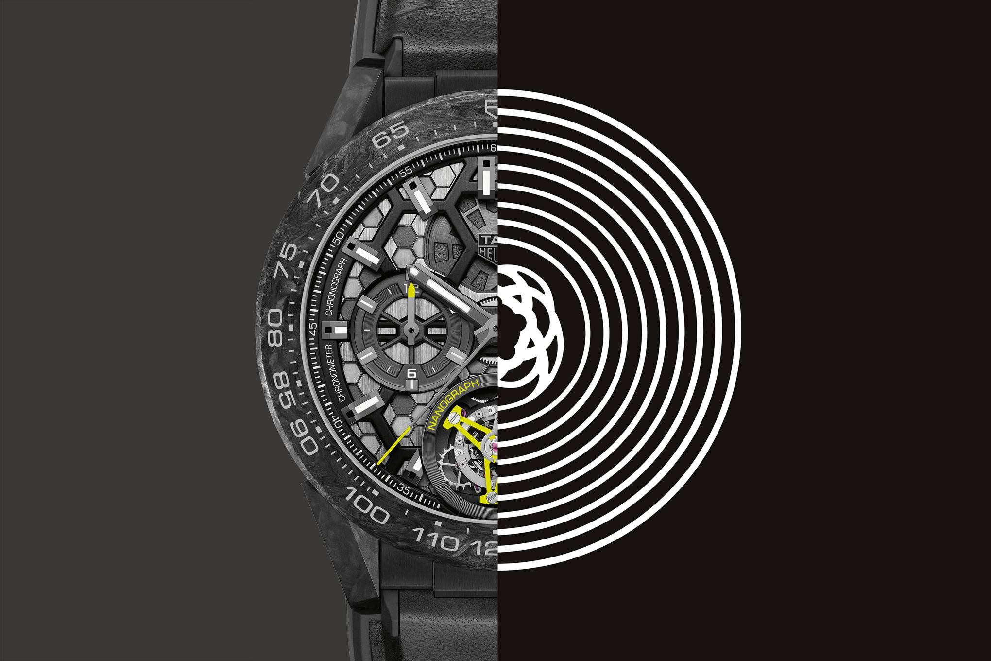 Tag Heuer S Radical New Way To Make Watches Growing Carbon