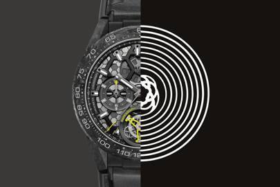 TAG Heuer's radical new way to make watches? Growing carbon nanotubes