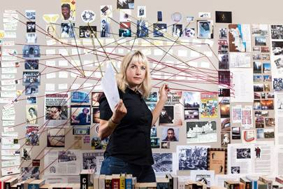 String theory: Lauren Beukes plots her time-travel murder-mystery