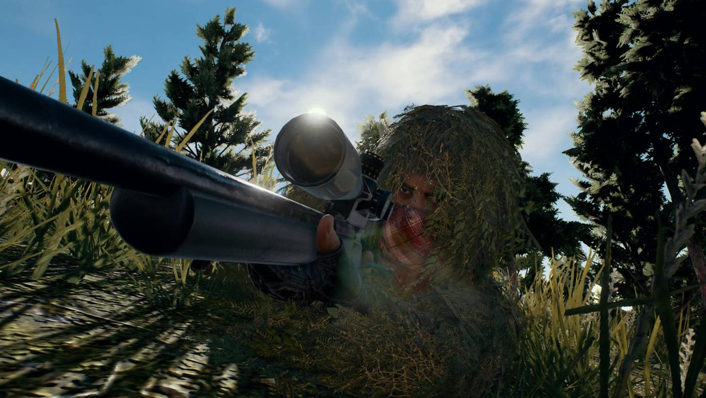 PlayerUnknown's Battlegrounds is the perfect game for noobs