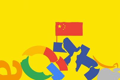 Splitting up Facebook and Google would be great for China