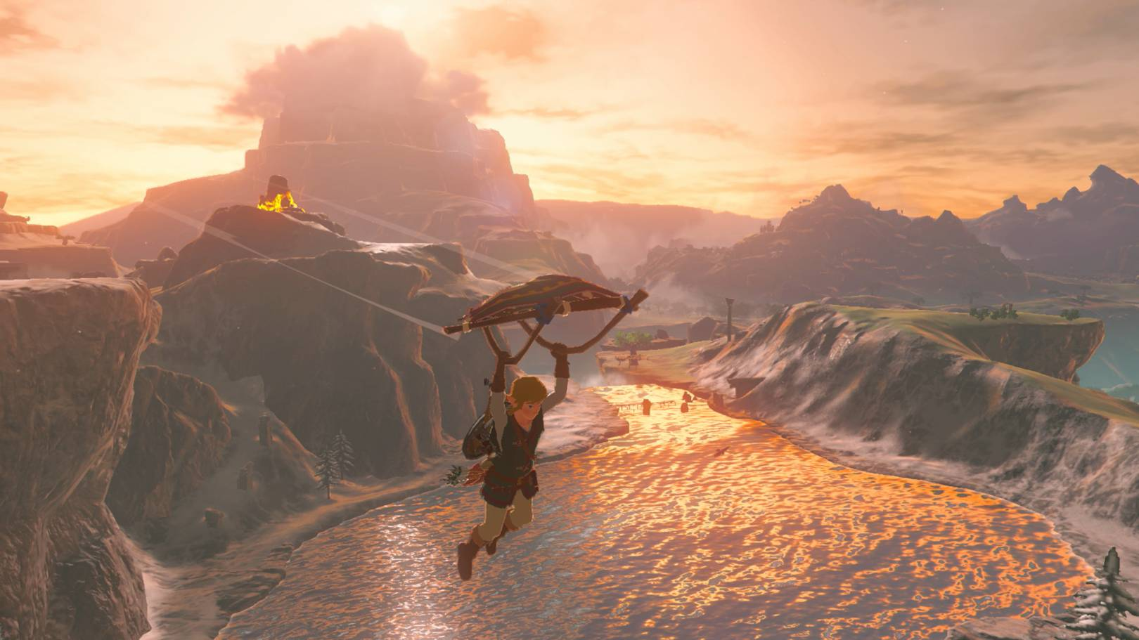 Legend of Zelda: Breath of the Wild map, tips and tricks to