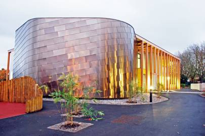 Ravenor Primary Expansion by Seymour Harris Architecture