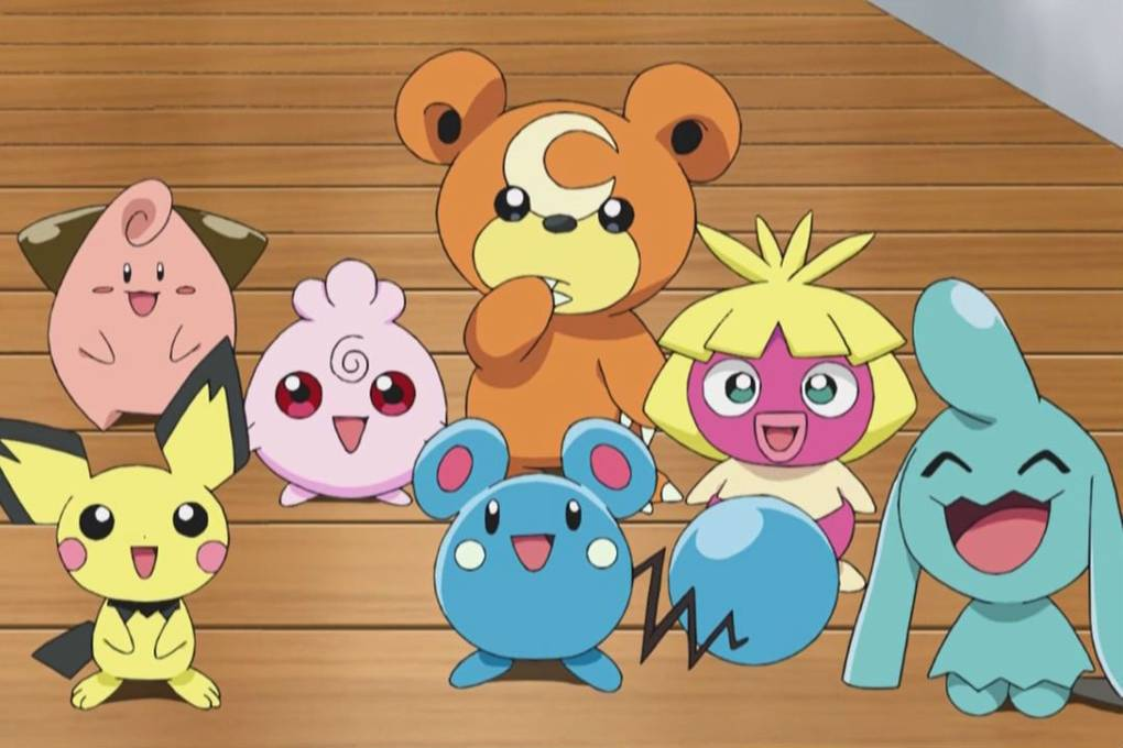 Breed Pokémon In Pokémon Sun And Moon Wired Uk
