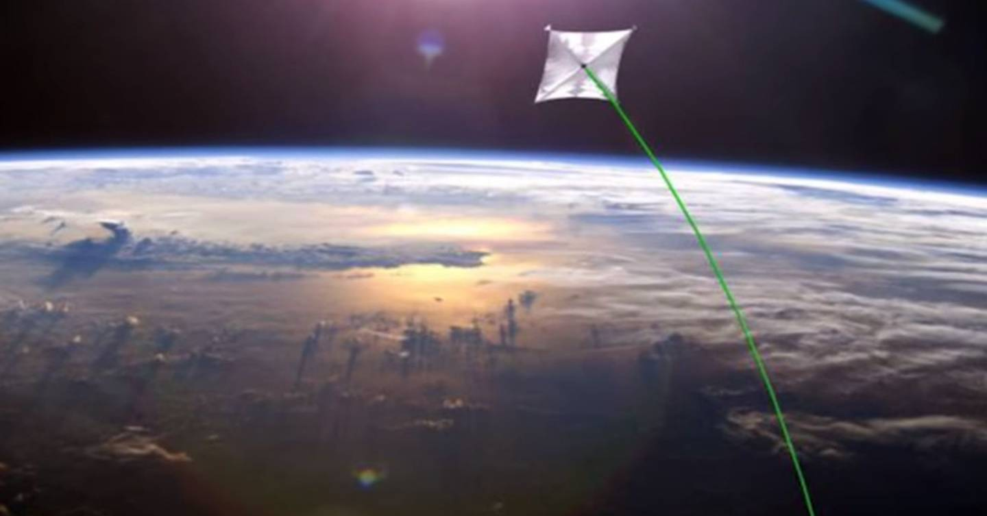 Nasa's laser-powered engine could get us to Mars in 72 hours (if it works)