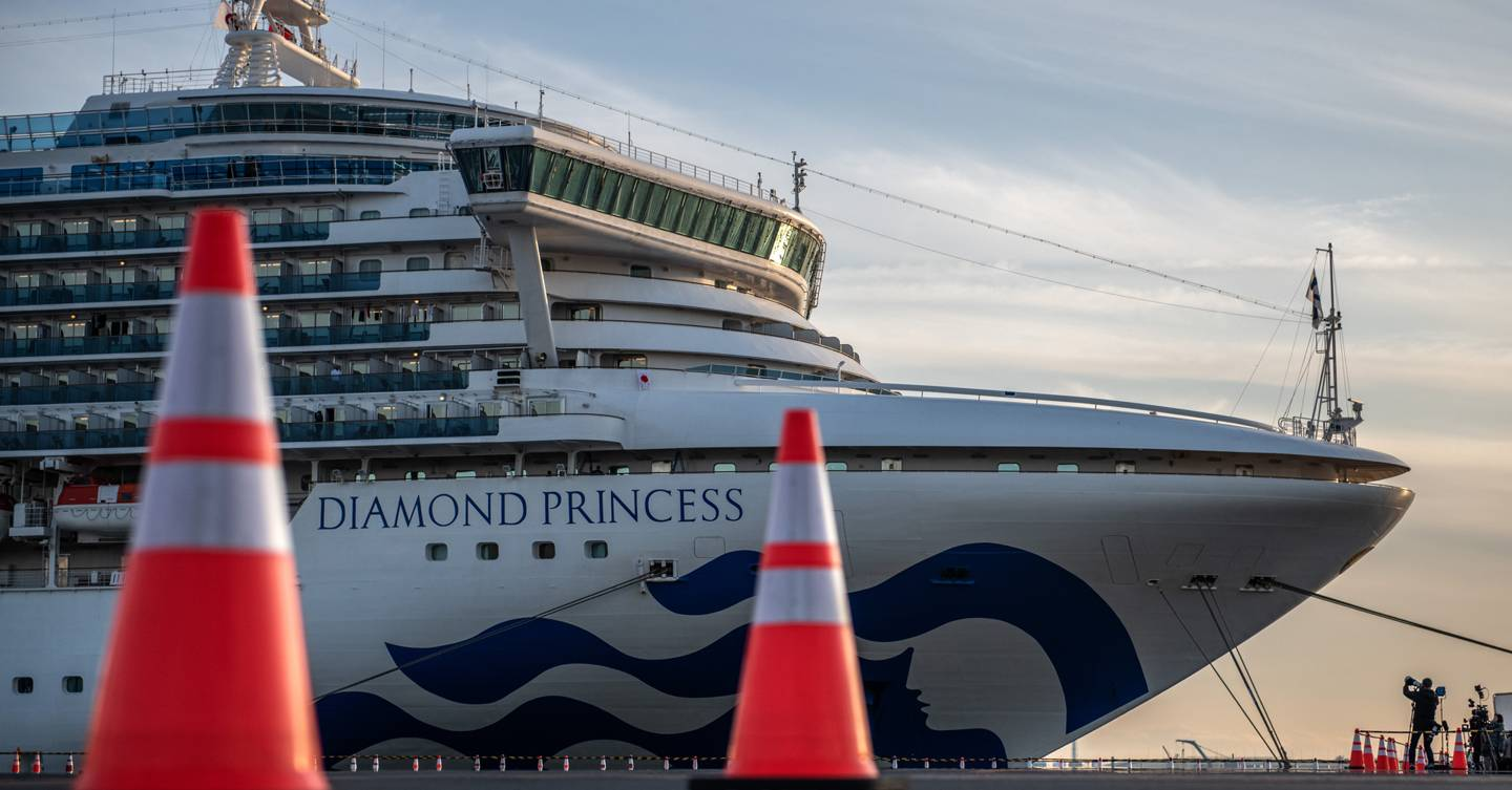 How the Diamond Princess became a coronavirus disaster zone