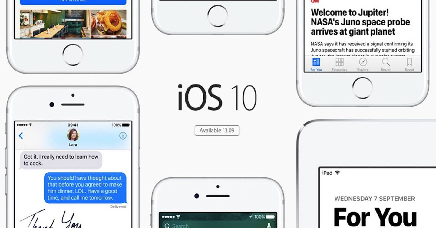 iOS 10 3 public features and how to use Messages | WIRED UK
