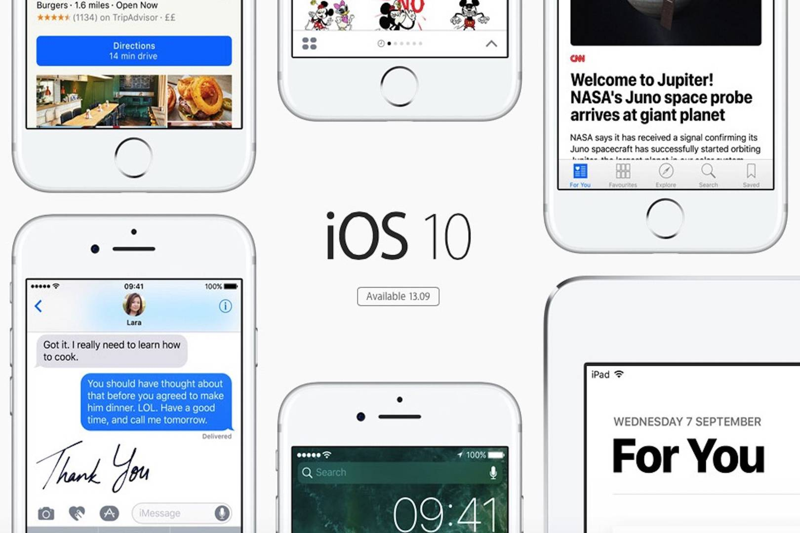 Ios 10 Messages App How To Use Apples Bubble Animations And