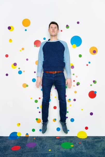 Miniclip Rob Small in Agar.io's world of colourful cells