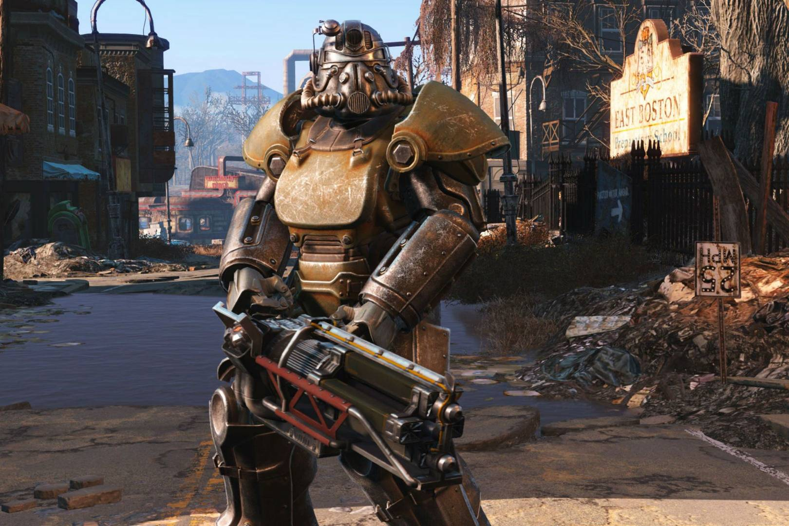 Fallout 4 Ps4 Mods Confirmed By Bethesda Wired Uk