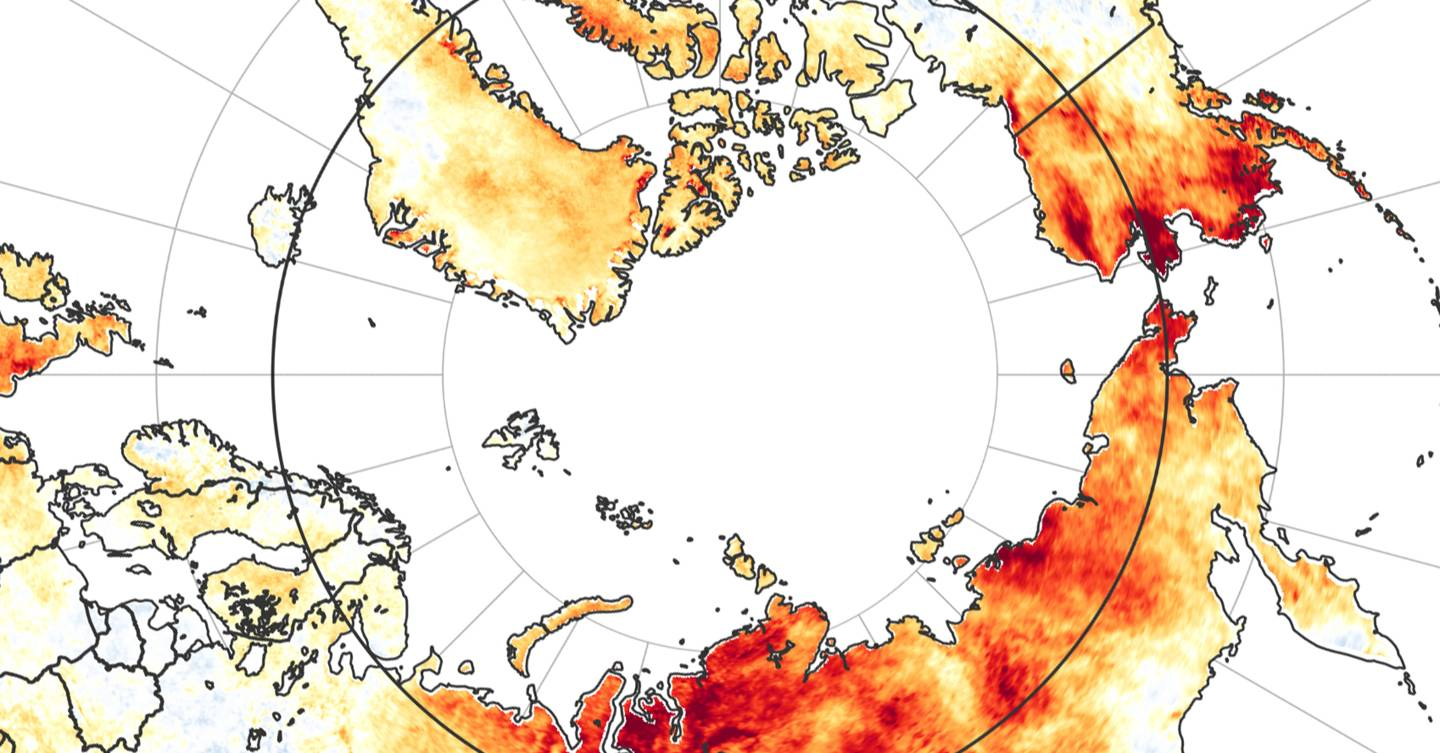 The Ever Changing Climate - cover