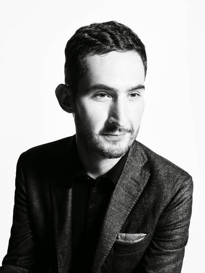 Kevin Systrom is on a mission to rid Instagram of its troll